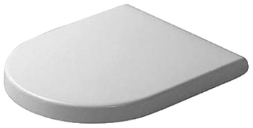 Picture of Starck 3 Toilet seat and cover