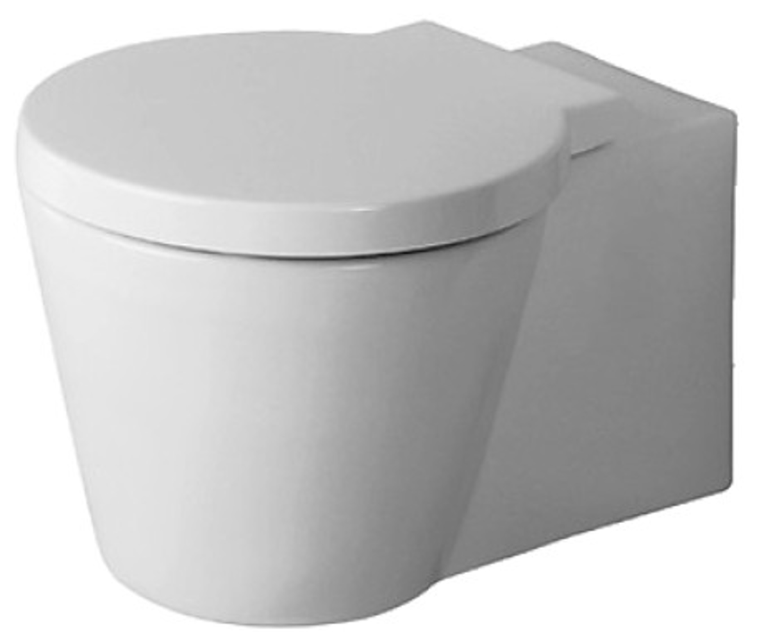 Picture of Starck 1 Toilet wall mounted