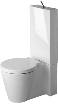 Slika od Starck 1 Toilet close-coupled