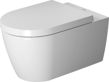 Picture of ME by Starck Toilet wall mounted Duravit Rimless®