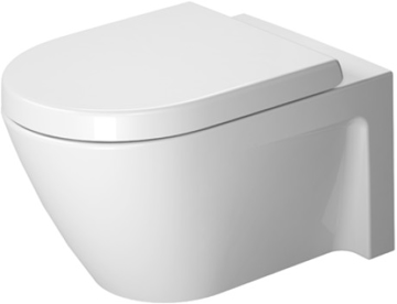 Slika od Starck 2 Toilet wall mounted