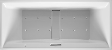 Picture of 2nd floor Whirltub with support frame