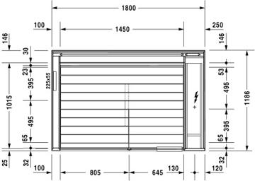 Picture of Inipi Inipi Sauna, freestanding version