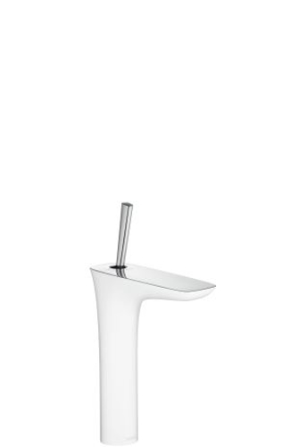 Picture of PuraVida Single lever basin mixer 200 with push-open waste set