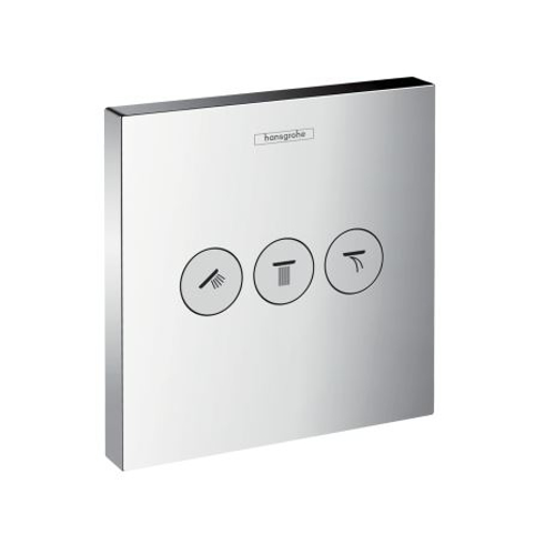 Picture of ShowerSelect Valve for concealed installation for 3 functions