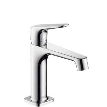 Picture of Axor Citterio M Single lever basin mixer 100 with pop-up waste set