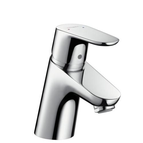 Slika od Focus  jednoručna slavina za umivaonik 70 sa odvodnim setom sa šipkom za zatvaranje