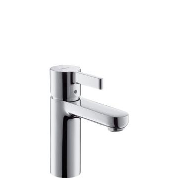 Slika od Metris S  jednoručna slavina za umivaonik sa odvodnim setom sa šipkom za zatvaranje