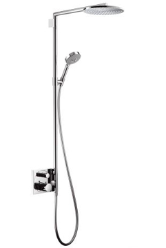 Picture of Raindance S 240 Air 1jet Showerpipe for concealed installation