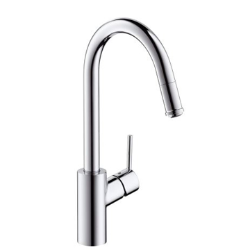 Picture of Talis S² Single lever kitchen mixer with pull-out spout