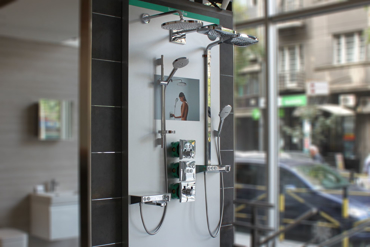 Slika za kategoriju Hansgrohe shower select