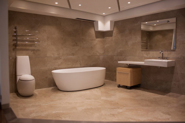 Picture for category Royal Traverten bathroom