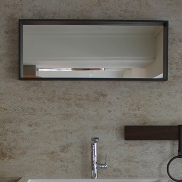 Picture of B.F.DESS FSP 90X36X9 MIRROR SABLE