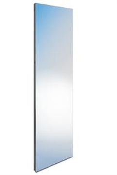 "Picture of Axor Urquiola Partition with mirror and ""Clouds"" pattern free-standing"