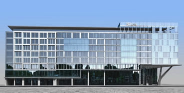 Picture for category Hilton hotel