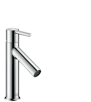 Picture of Axor Starck basin mixer 100 lever handle chrome