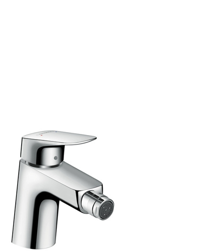 Picture of HG Logis Bidet mixer 70 chrome