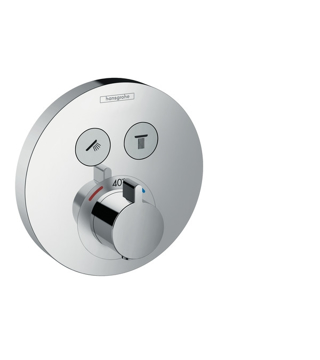 Picture of HG ShowerSelect S thermostatic 2 outlets