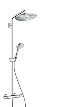Picture of Croma Select 280 Air 1jet Showerpipe