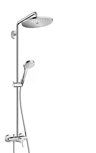 Slika od Croma Select 280 Air 1jet Showerpipe sa jednorucnom slavinom