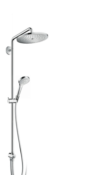 Picture of Croma Select 280 Air 1jet Showerpipe Reno EcoSmart