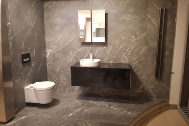 Picture for category Piave Argent Bathroom