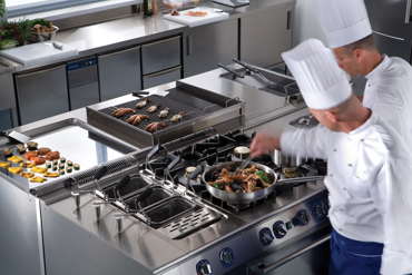 Picture for category COMMERCIAL KITCHENS