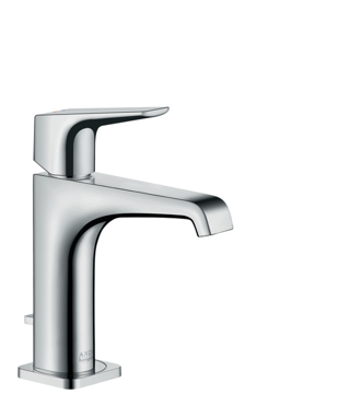 Picture of Axor Citterio E basin mixer 125 chrome with lever handle