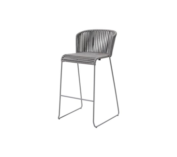 Slika od Moments bar chair,  Soft Rope