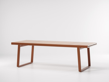 Picture of Extending dining table 8-10 places