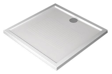 Picture of NOVELLINI NEW OLYMPIC SHOWER TRAY 100X80X4.5 WHITE