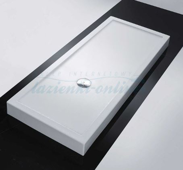 Picture of NOVELLINI OLYMPIC PLUS SHOWER TRAY 120X80X12.5 WHITE