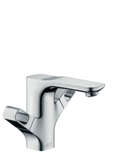 Picture of AX Urquiola 2-h.basin mixer 120 BSO null