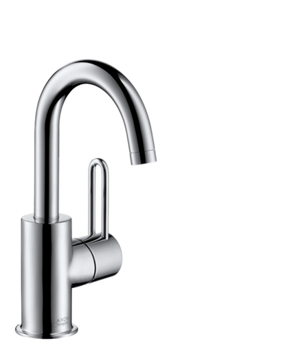 Picture of AX Uno 2 Basin mixer small Highsp. BSO null