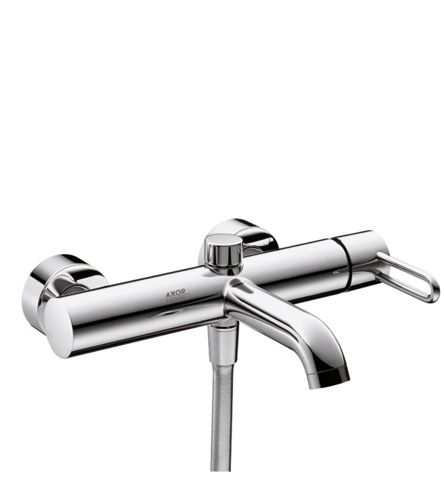 Picture of AX bath mixer wall mounted Uno 2 BSO null
