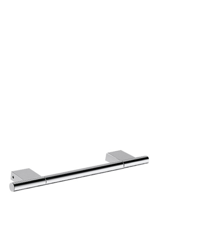 """Picture of AX Uno Towel bar 400mm 12"""" BSO null"""