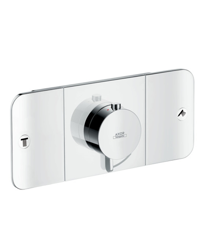 Picture of AX ONE Thermostat conc.2 outlet BSO null