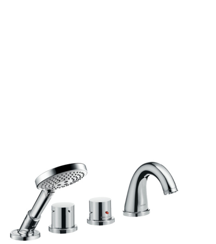 Picture of AX Starck FS 4-hole bath mix.w/term. BC null