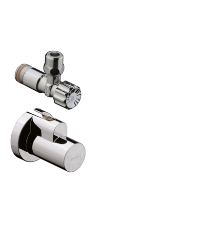Picture of HG angle valve with cover BC null