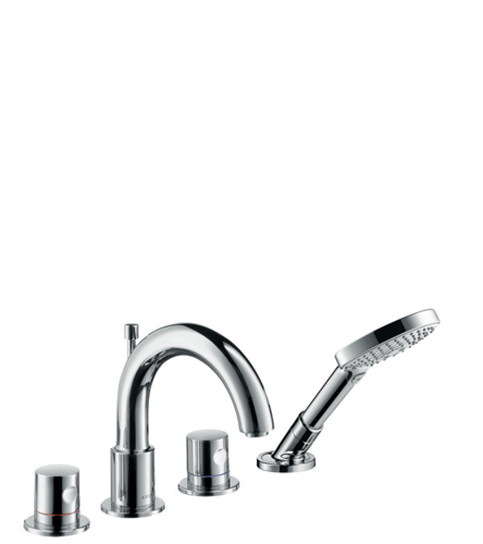 Picture of AX Uno F.S.for 4-hole Bath mixer BC null