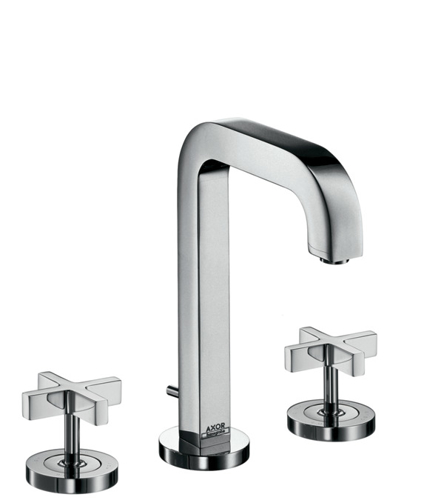 Picture of AX Citterio 3-hole basin mixer cross BC null