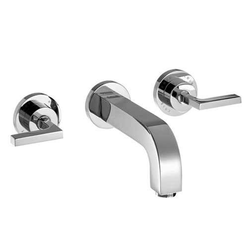 Picture of AX Citterio 3-h.mix.wall long lever BC null