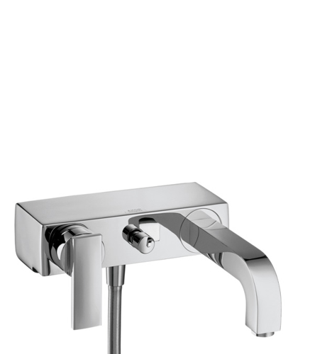 Picture of AX Citterio bath mixer wall mount. BC null
