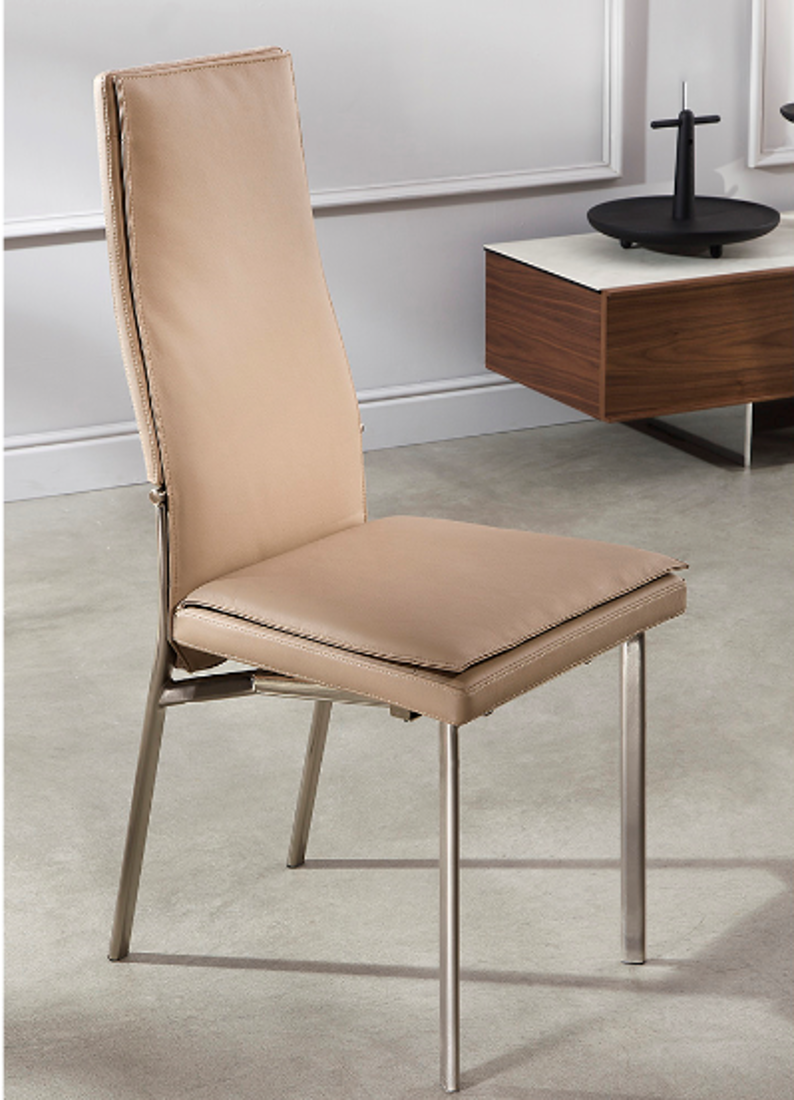 Picture of ANNA SOFT CHAIR 47x59xh107 cm