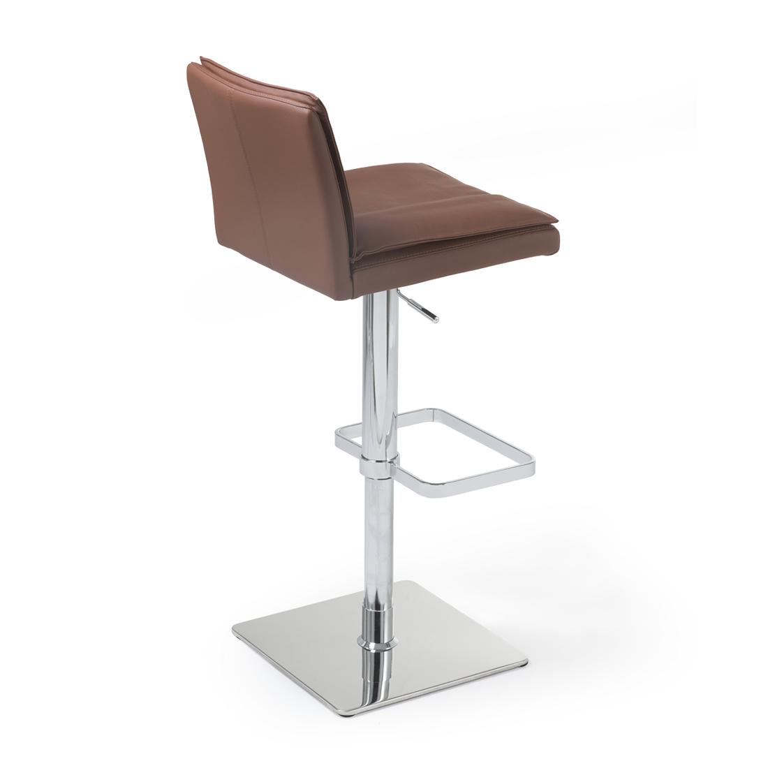 Picture of MAXSOFT ADJUSTABLE HEIGHT STOOL   54x49xh86 cm