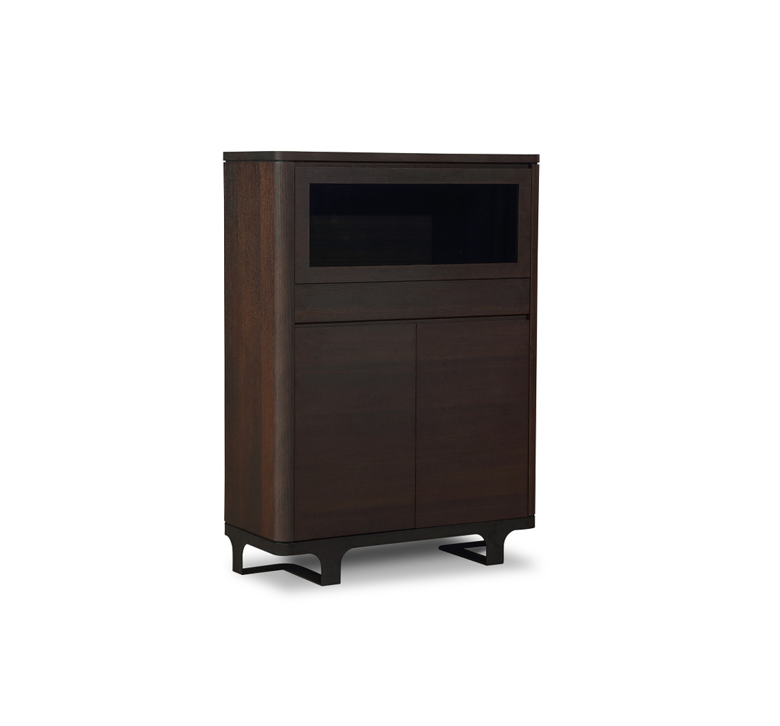 Picture of POLY WINE CABINET 100x45xh139 cm