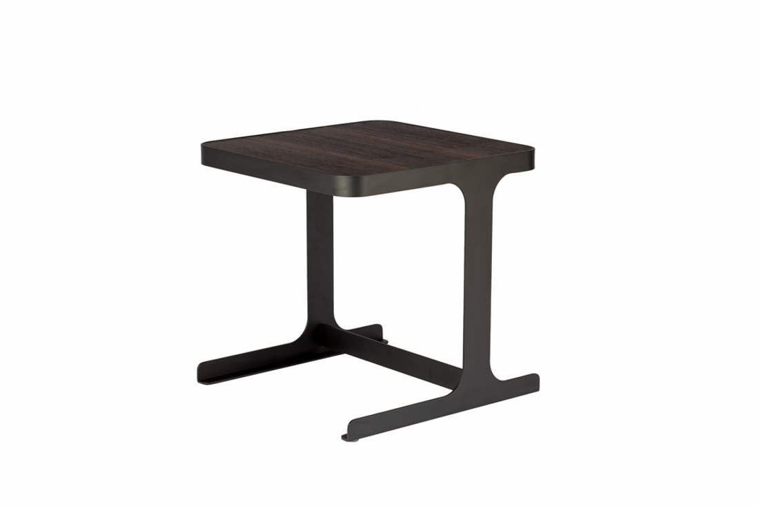 Picture of SHARPY END TABLE 50x50xh50 cm