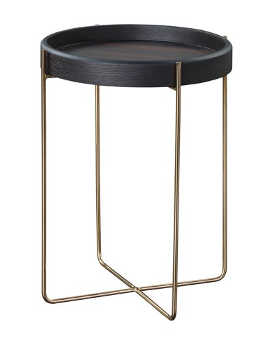 Picture of PLATE END TABLE fi 40x53,8 cm
