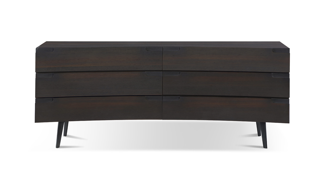 Picture of CURVE SIDEBOARD 180x52x73,5 cm