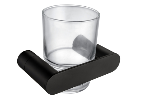 Picture of TOOTHBRUSH HOLDER MAT BLACK